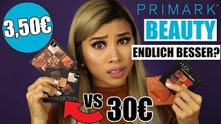 HUDA BEAUTY bei PRIMARK? Primark Beauty MAKEUP LIVE TEST l Kisus Beauty News