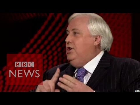 "Chinese are ""mongrels"" & they ""shoot their own people"" says Australia MP Clive Palmer - BBC News"