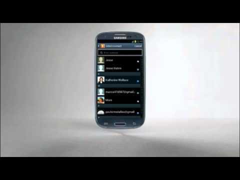 Samsung Galaxy SIII - Sprint - tectiles.mp4