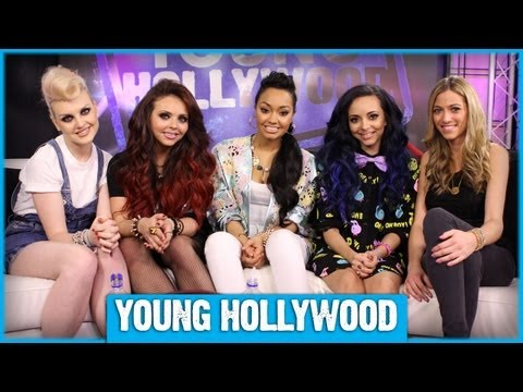 Little Mix Describe Their Personal Style!