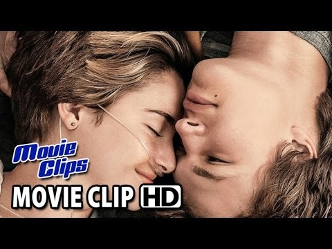 The Fault In Our Stars Official Movie Clip - It's A Metaphor (2014) HD