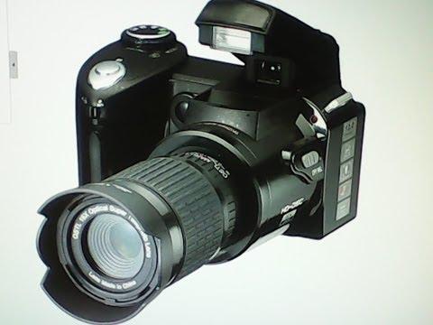 Лёха & посылка 30 - D3000 Цифровая видеокамера