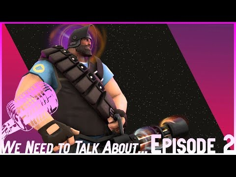 TF2: We Need To Talk About - Content Drought/Heavy Update! (feat. Rydercycle)