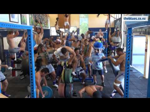 Blues do the Harlem Shake | Super Rugby Video Highlights