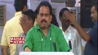 Murali Krishna Fires On PM Modi And Supreme Court | #DharmaPorataDeeksha