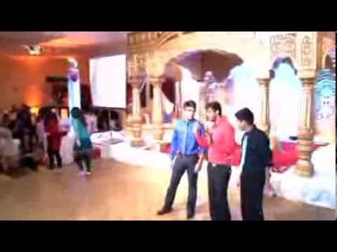 How Chris And Mukta Met: Bollywood Wedding Dance video