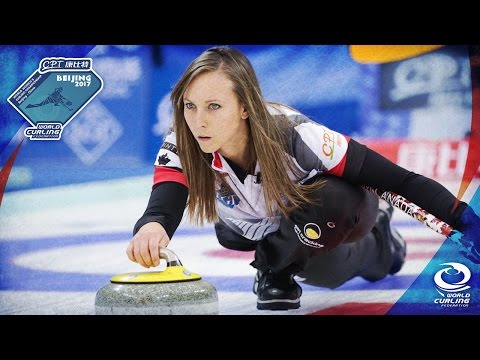 Canada v Russia - Gold Medal - CPT World Women's Curling Championship 2017