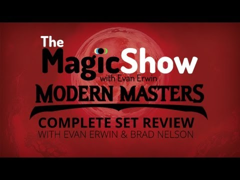 Complete Modern Masters Set Review - Red