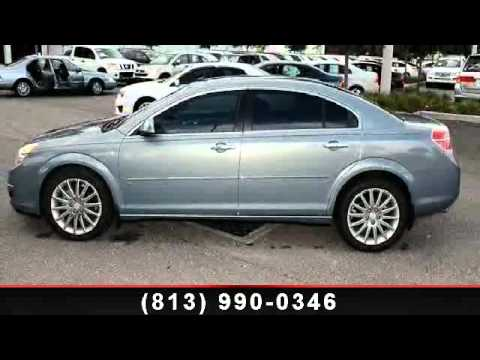 2007 Saturn Aura - Credit Union Dealer - Brandon Honda - Br