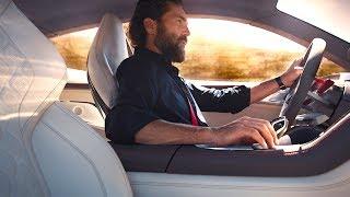 BMW 8 Series INTERIOR / EXTERIOR / Driving New BMW 8 Series 2017 CARJAM TV HD