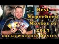 BEST SUPERHERO MOVIES OF 2017 RANKING mp3
