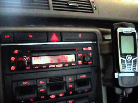 Audi Concert Ii Bass Youtube