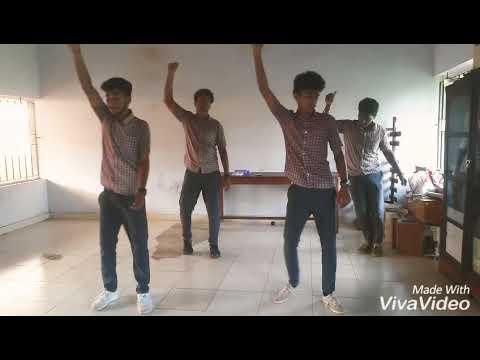 Sodak mele Dance Class room fun 😋