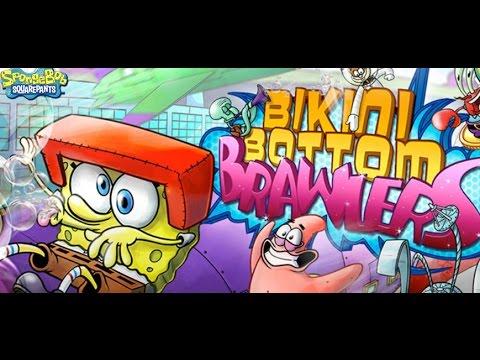 Games: Spongebob Squarepants -  Bikini Bottom Brawlers