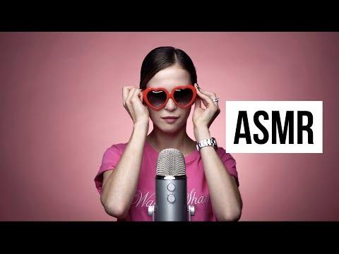 Fashion ASMR. Лукерья Ильяшенко. Звуки 10-ти любимых вещей