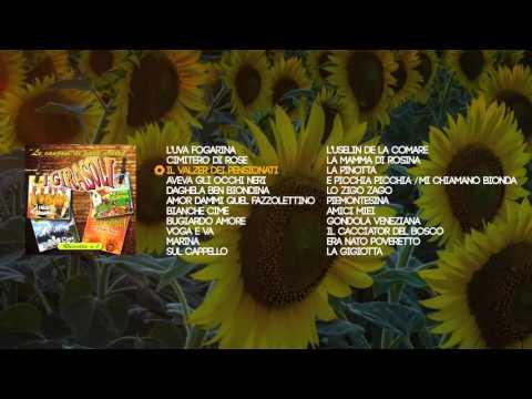 I Girasoli - Le canzoni di casa nostra Vol. 1 (ALBUM COMPLETO)