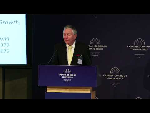 Caspian Corridor Conference 2015: Frontier Markets and Financial Rule of Law