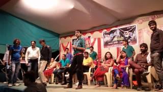 Jignesh Kaviraj and Naresh Mudethiya live program