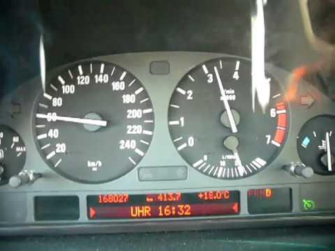 My BMW 740i E38 (4.4L)