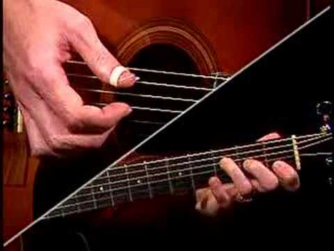 Beginning Fingerpicking Guitar - Freight Train