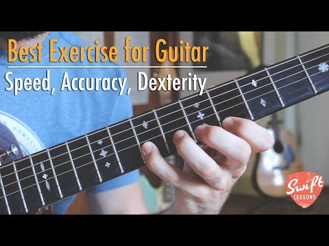 Major Scale in 3rds - Picking and Dexterity Exercise tab