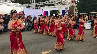 Xyoo Tshiab 2018 - Nkauj Hmoob Meskas Dance 2  - Calilfornia