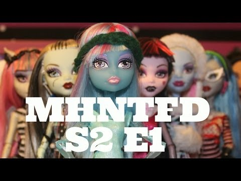 Monster High: Next Top Fashion Designer | Season 2 | Ep. 1