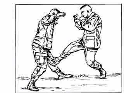 Military Hand to Hand combat training 7 Image 1