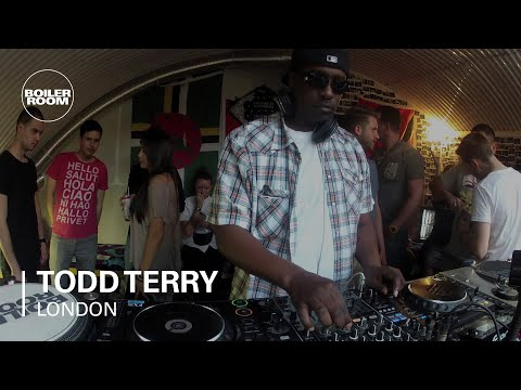 Todd Terry Boiler Room DJ Set