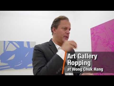 모든 취향을 만족시킬 각종 행사가 홍콩 예술의 달 기간 동안 열린다. 영상은 아트갤러리 홍콩 소개 영상