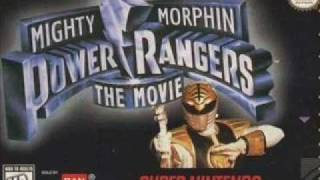 Mighty Morphin' Power Rangers The Movie OST - title
