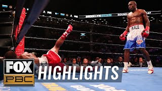 Curtis Stevens vs Wale Omotoso full fight | HIGHLIGHTS | PBC ON FOX