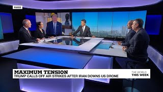 US-Iran tension spikes; Brexit with Boris; Mohamed Morsi's death; Mo Salah's moment