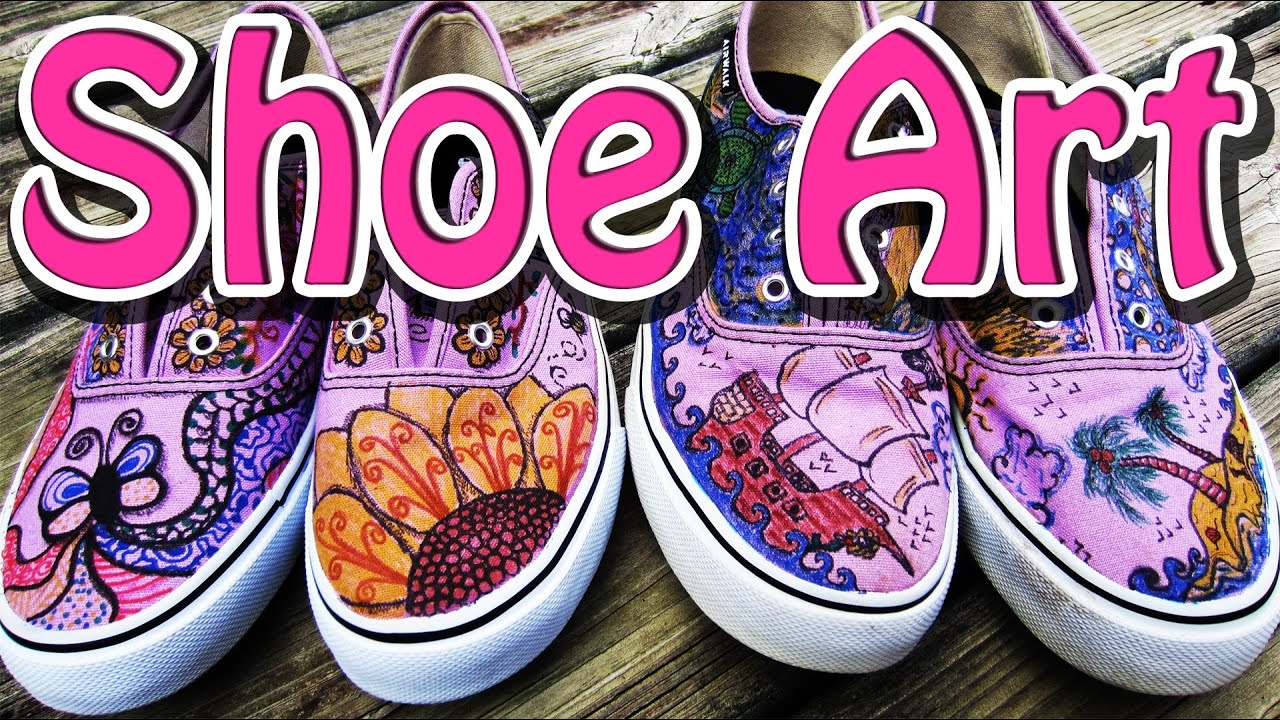 How Do You Spray Paint Shoes