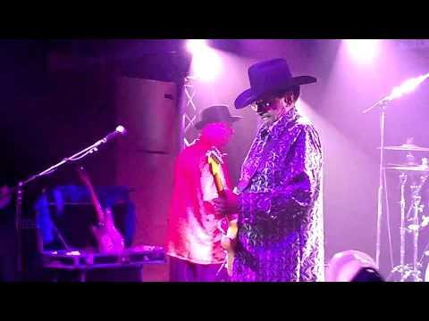 Lonnie Brooks and Ronnie Baker Brooks live
