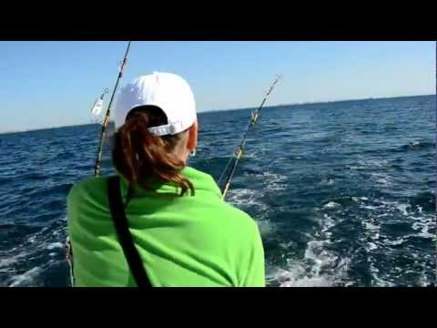 Spanish Mackerel Fishing for Families with Kids in Orange Beach Alabama