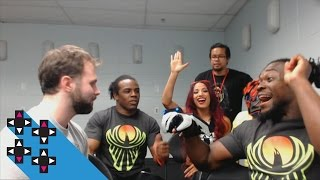 SASHA BANKS VOTED TO JOIN IN ON GAUNTLET PUNISHMENT — UpUpDownDown