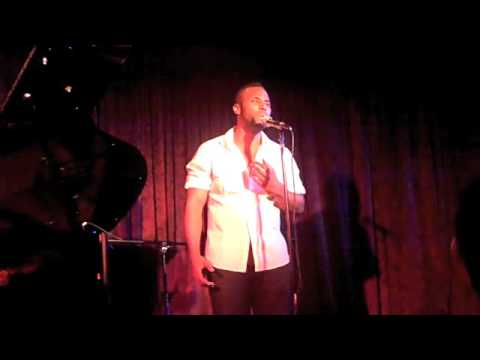 Maurice Murphy sings Home f/ Scott Alan at MBar in Los Angeles, September 19th