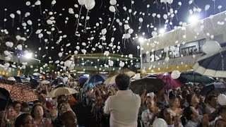 Noite da Gratidão na Cidade da Luz - José Medrado - 16.12.2014