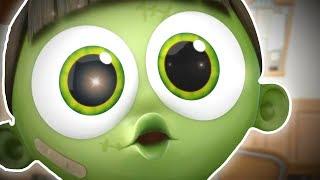 Funny Animated Cartoon | Spookiz | Prank Detective | 스푸키즈 | Kids Cartoons | Videos for Kids