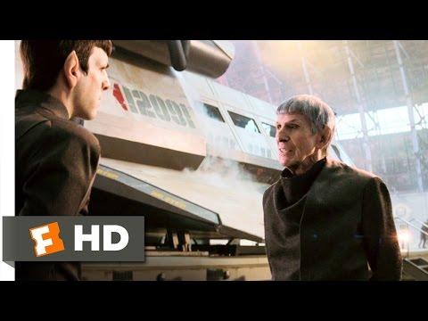Star Trek (8/9) Movie CLIP - Spock Meets Spock (2009) HD