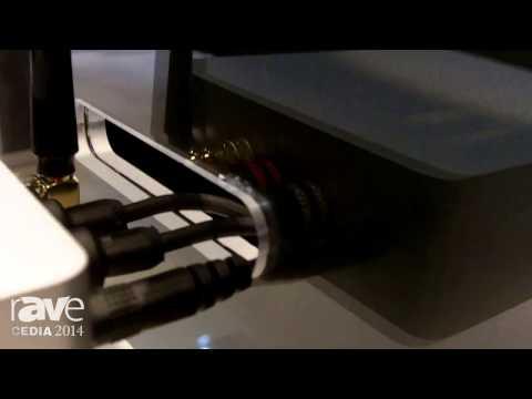 CEDIA 2014: Mass Fidelity Breaks down the Relay Bluetooth Deck