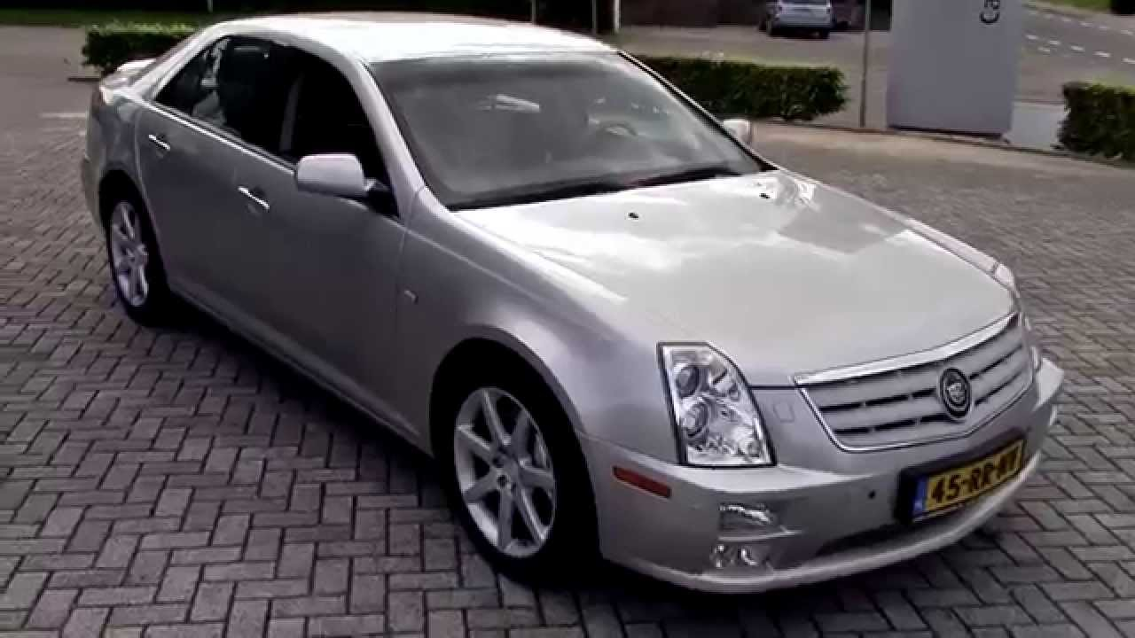 2005 Cadillac STS V8 - American Cars Schinnen - YouTube American Cars Schinnen