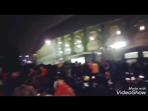 The jakmania memaksa masuk stadion walau tidak punya tiket || rojali | perseru vs persija 2017