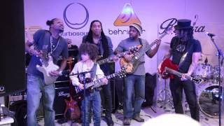 """Red House"" with Doug Wimbish, Victor Wooten, Eric Gales, & More"