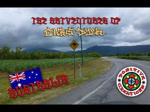 Positive Creations in Australia (Artventures webpisode 2)