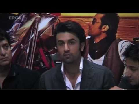 Ranbir And Priyanka At Anjaana Anjaani Launch