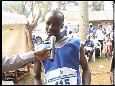 THE CESO PAUL MUGERWA BBIRA MARATHON 2014