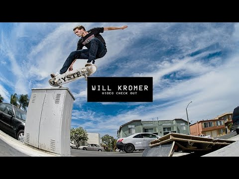 Video Check Out: Will Kromer