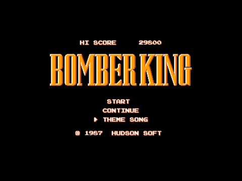 Bomber King THEME SONG 高橋名人ver